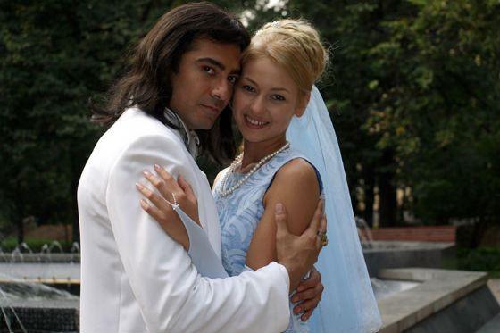 Все свадебные фото Евгении Лозы – на самом деле кадры со съемок