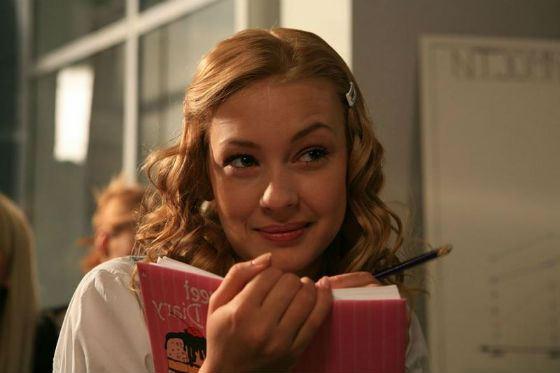 Евгения Лоза училась в МХАТе