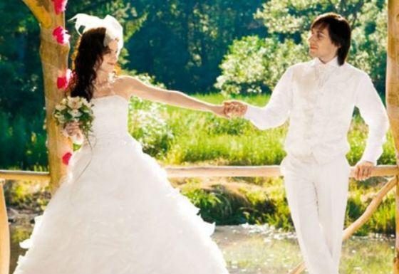 Фото со свадьбы Ирины Медведевой и Руслана Алехно