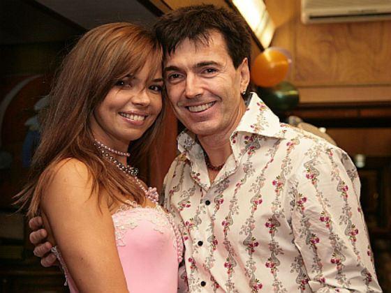 На фото: Геннадий Ветров и Карина Зверева