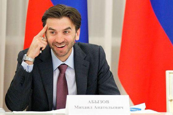 Михаил Абызов воспитал троих детей