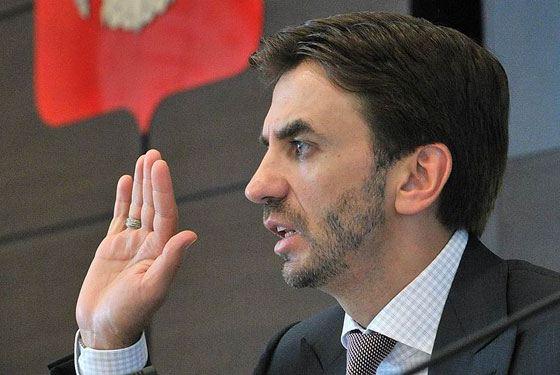 Министр Абызов Михаил Анатольевич