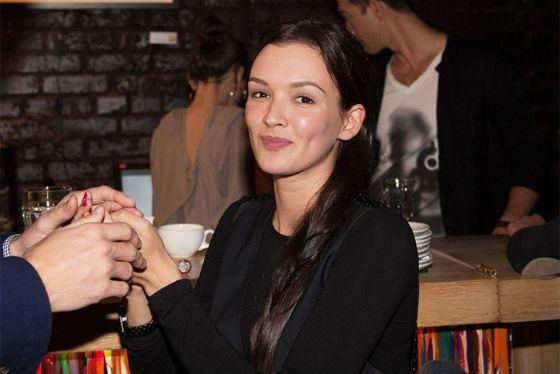 После премьеры «Оттепели» Паулина Андреева буквально «проснулась знаменитой»