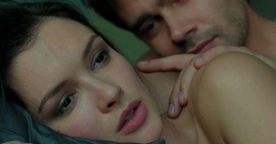 «Саранча» с Паулиной Андреевой – первый отечественный эротический триллер