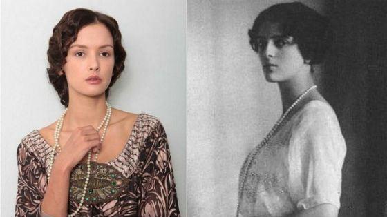 «Григорий Р.»: Паулина Андреева и исторический прототип ее героини
