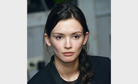 И без макияжа Паулина Андреева обворожительна и прекрасна