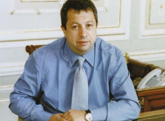 Захар Смушкин в молодости