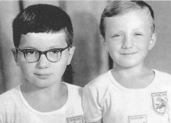 Глеб Самойлов младше Вадима на 6 лет