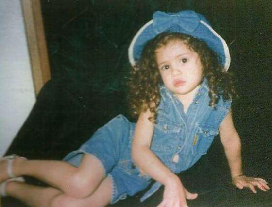 Селена Гомес – маленькая принцесса