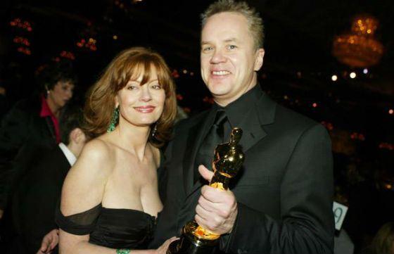 На фото: Тим Роббинс и Сьюзан Сарандон