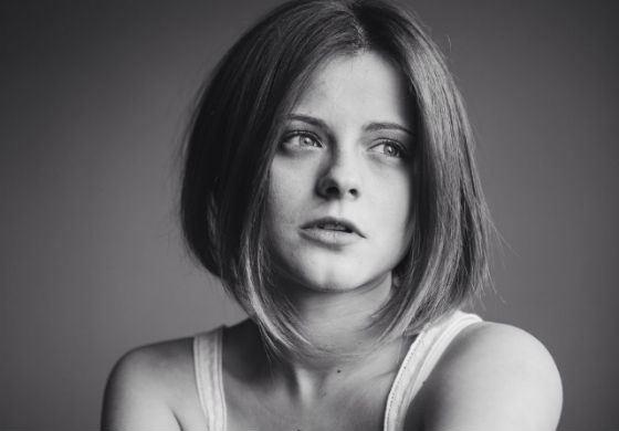 Актриса Ксения Суркова