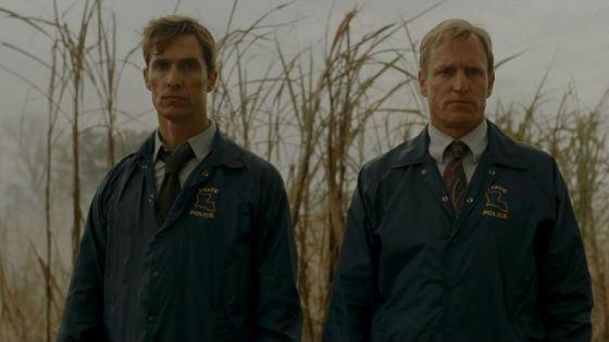Мэттью МакКонахи и Вуди Харрельсон вместе играли в сериале «True Detective»
