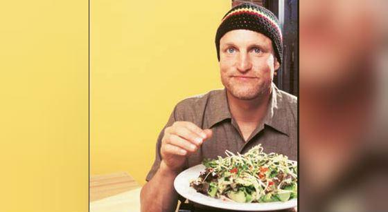 Вуди Харрельсон – вегетарианец