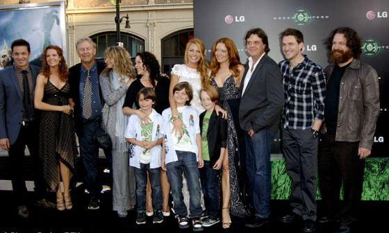 Семья Блейк Лайвли действительно большая