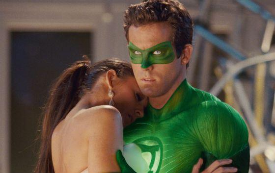 Блейк Лайвли и Райан Рейнольдс познакомились на съемках «Зеленого фонаря»