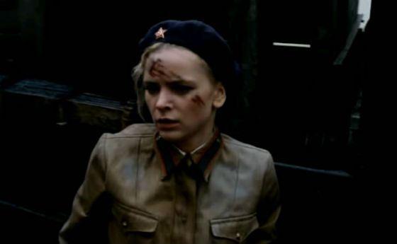 «Днепропетровский рубеж» стал одним из лучших фильмов с Ксенией Князевой