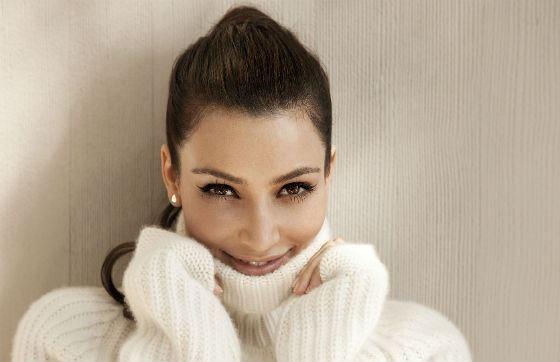 Ким Кардашян – красотка с армянскими корнями
