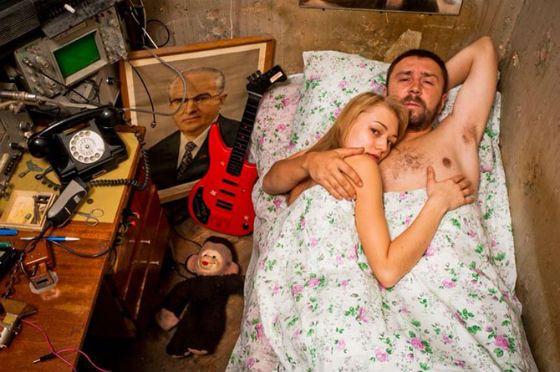 Сергей Шнуров и Оксана Акиньшина жили вместе 10 лет