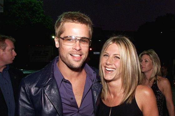Брэд Питт и Дженнифер Энистон расстались в 2005 году