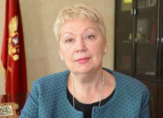 Министр образования (просвещения) Ольга Васильева