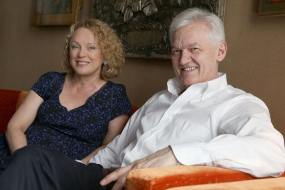 Геннадий Тимченко и его жена Елена