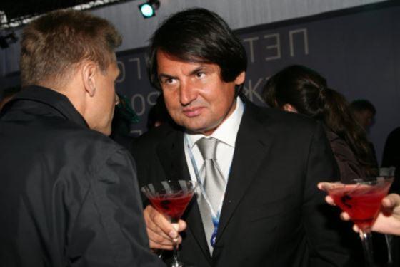 Рустам Тарико потроил свой бизнес на алкоголе
