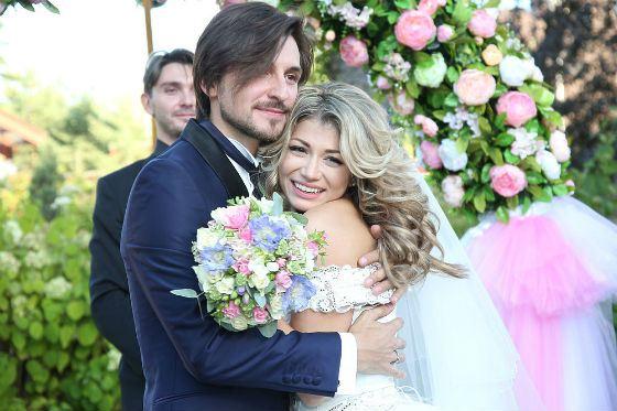 Фото со свадьбы Виктории Чернышевой и Дмитрия Тихонова