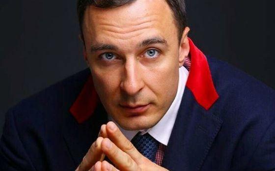 Олимпийский чемпион Алексей Воевода