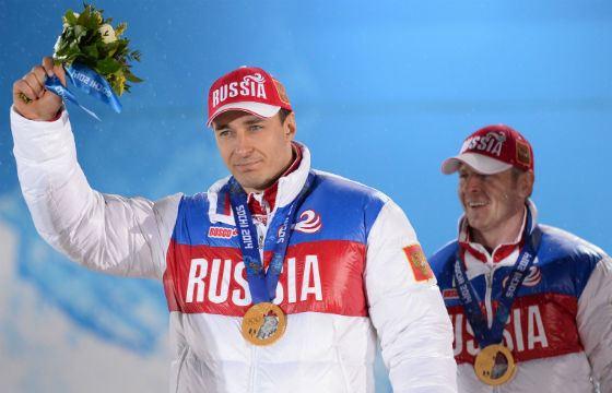 Алексей Воевода и его олимпийская медаль