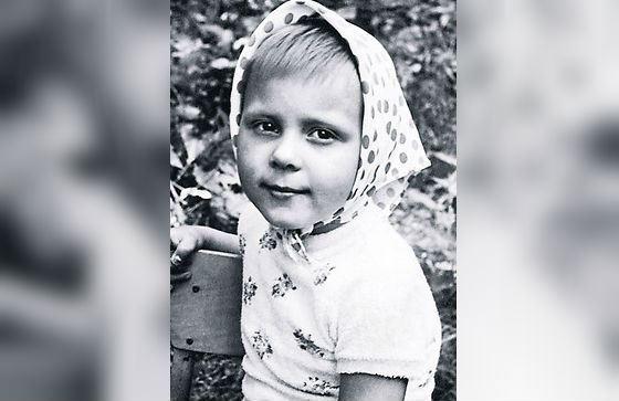 Детское фото Яны Трояновой