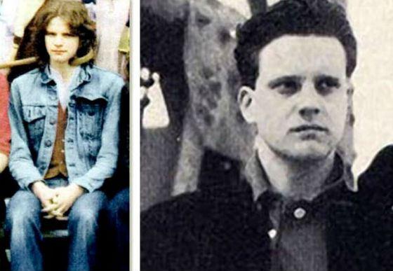 Молодой Колин Ферт был тем еще бунтарем