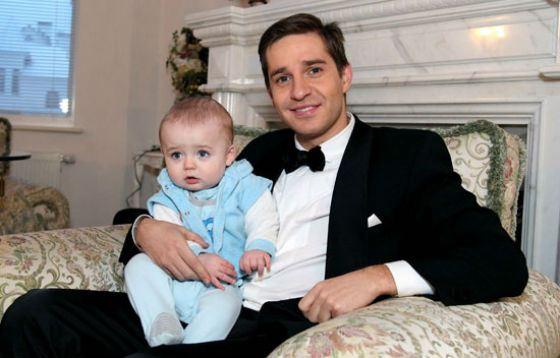 Александр Ратников и его сын Никита