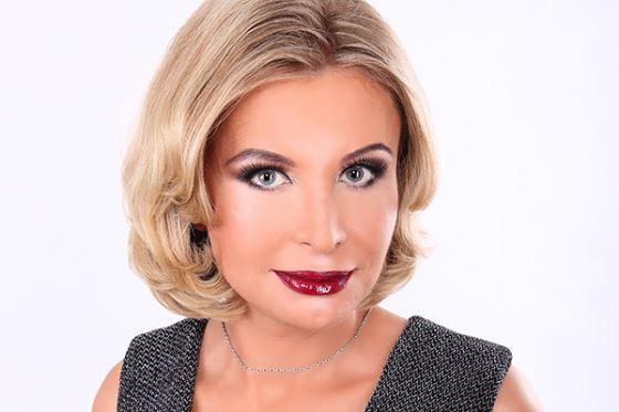 Певица Катерина Голицына