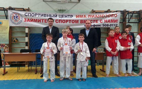 Сергей Смирнов пропагандировал спорт среди детей