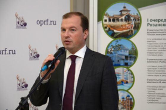 Сергей Смирнов возглавлял Общественную палату РФ