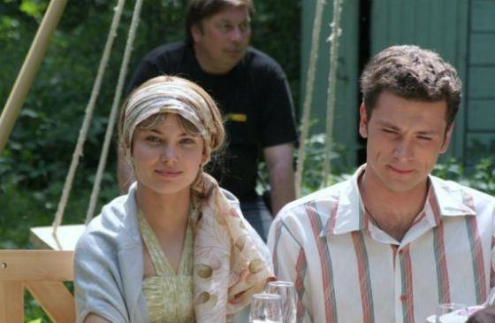 Кадр из сериала «И все-таки я люблю»