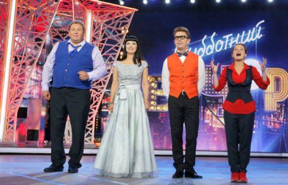 Станислав Дужников в шоу «Субботний вечер»