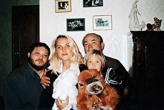 Творческая семья Аглаи Шиловской