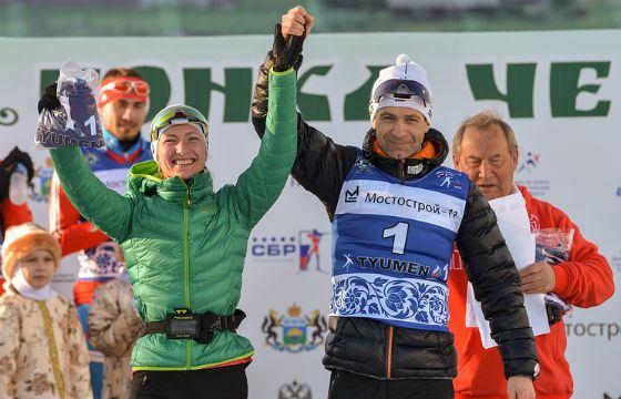 Домрачева и Бьорндален познакомились на Олимпиаде-2010