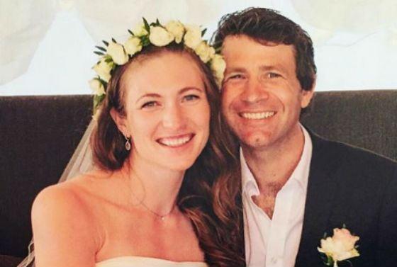 Свадьба Бьорндалена и Домрачевой состоялась летом 2016 года