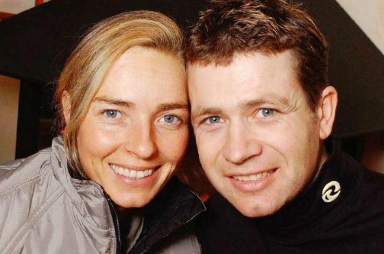 Бывшая жена Уле Бьорндалена – биатлонистка Натали Сантер
