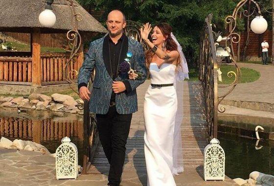 Потап и Надя Дорофеева идут к алтарю