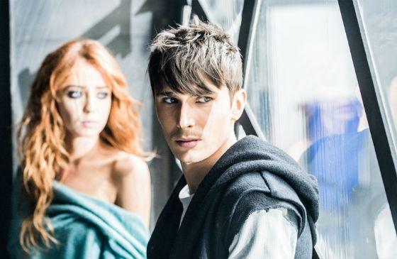 Кадр из клипа «Потанцуй со мной»