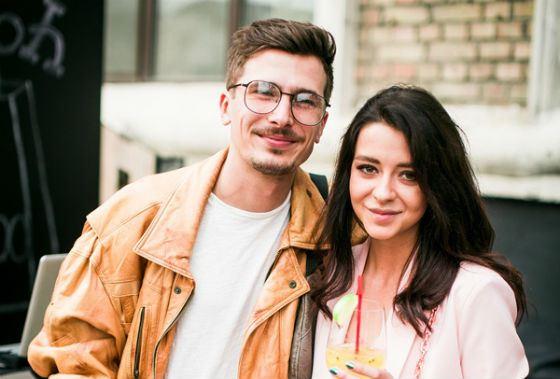 Алексей Завгородний и его жена