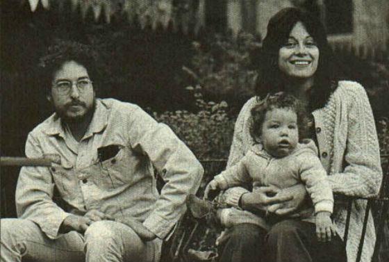 Первая жена Боба Дилана – Сара Лоудс