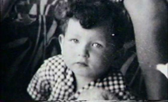Детское фото Боба Дилана