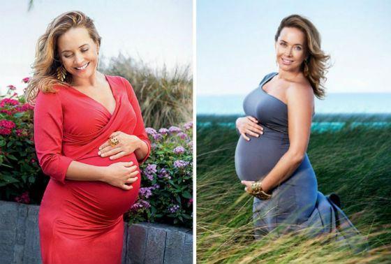 О том, что Фриске беременна, стало известно в конце 2012 года