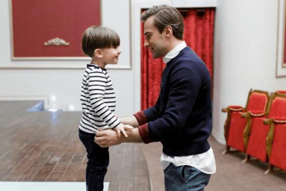 Дмитрий Шепелев – хороший отец