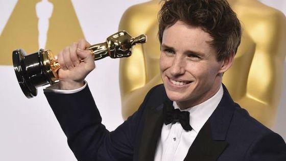Актер получил «Оскар» довольно молодым