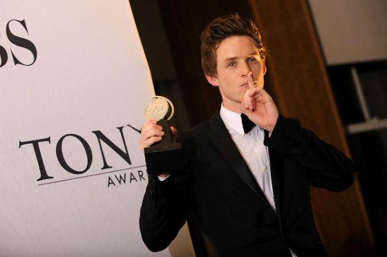 Лауреат премии «Тони»